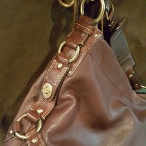 10b71905b10 Coach Bags   Clearance Sale Brown Leather Large Carly   Poshmark